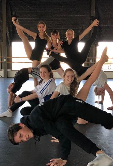 Danstalentcentrum Carmel College