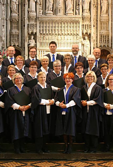 10 juni 2018 — Vocaal Ensemble Magnificat